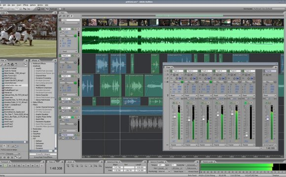 Скачать ADOBE AUDITION 3/b.0
