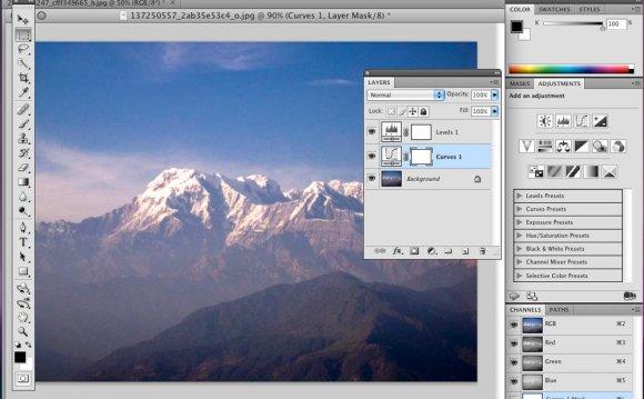 Adobe Photoshop CS4 RUS
