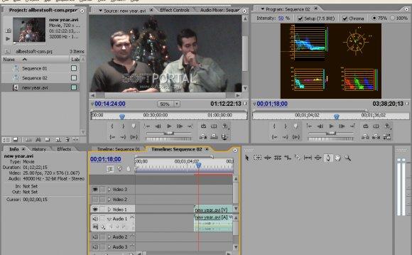 Adobe Premiere Pro - скачать