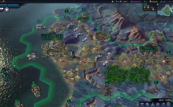 Скриншоты игры Цивилизация 6