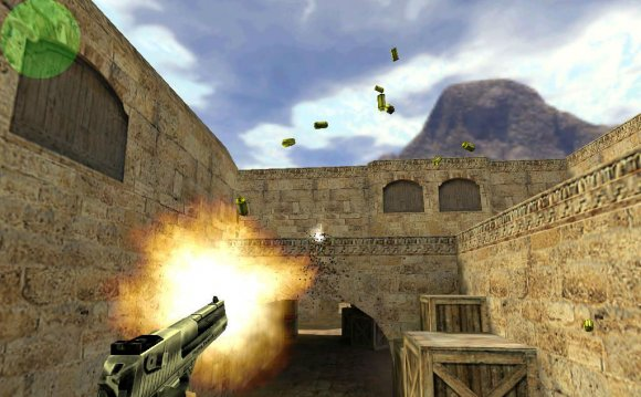 Counter-Strike 1.6 – один из