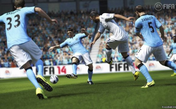 FIFA 2014, скриншот 1