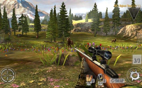 Скриншоты из игры — Deer