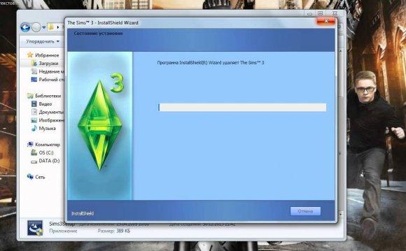 Как скачать и установить Sims