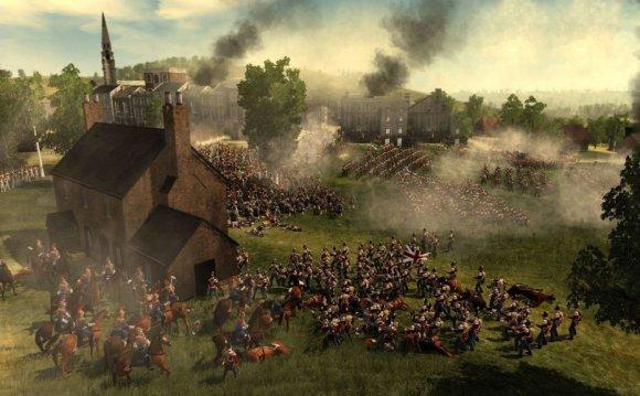 Война в Napoleon Total War