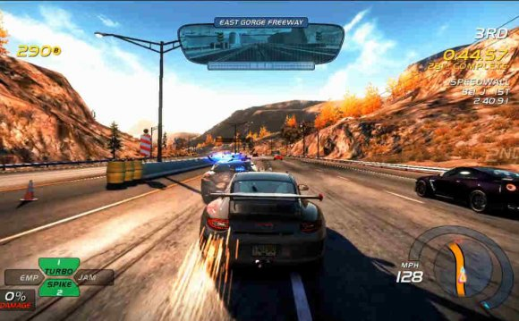 NFS HOT PURSUIT 2010 (HIGHLY