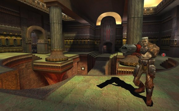 Quake 3 Arena - Screenshot 6