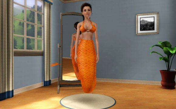 Sims 3 Райский Остров)