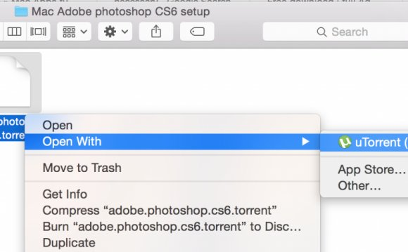 Adobe Photoshop Torrent Mac