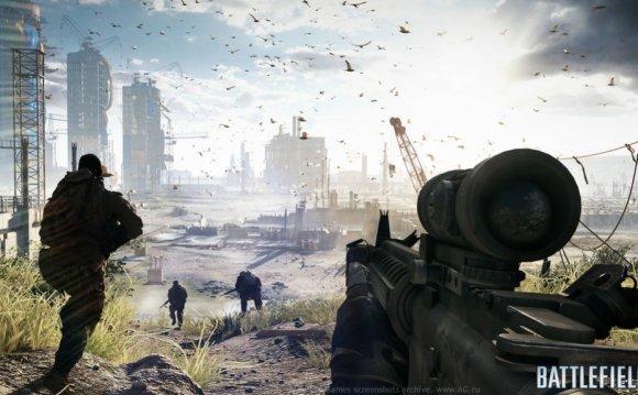 Скриншоты из игры: