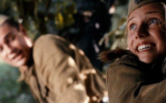 Сцена из фильма Единичка