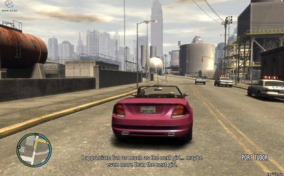 GTA 4 Episodes from Liberty