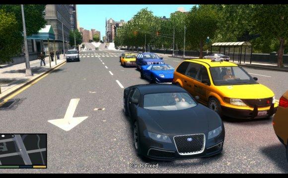 Скачать GTA 4 / Grand Theft