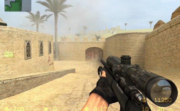 Скриншоты Counter Strike