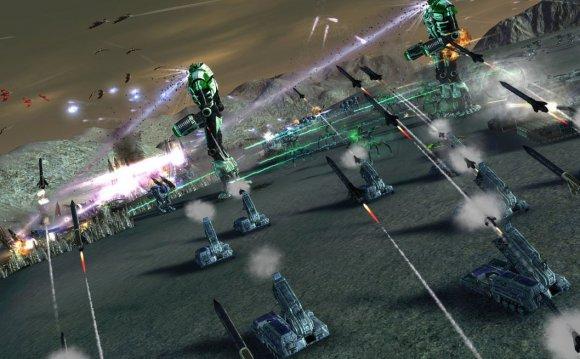 Скачать игру Supreme Commander