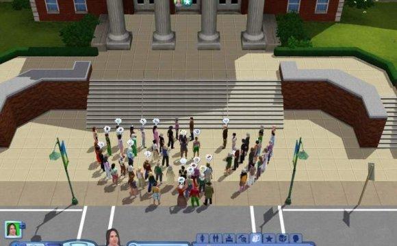 Скачать The Sims 3: Карьера