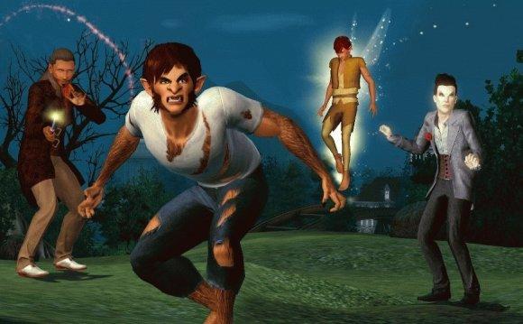 Скачать торрент The Sims 3