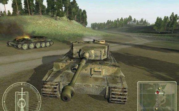 Танки Второй мировой Т-34