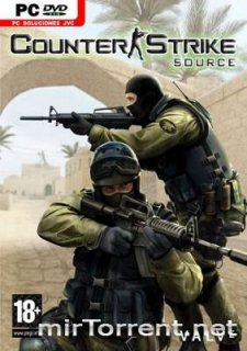 Counter-Strike Source v34 / Контр Страйк Соурс
