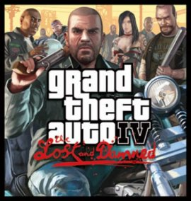 Grand Theft Auto IV / GTA IV / ГТА 4: The Lost and Damned