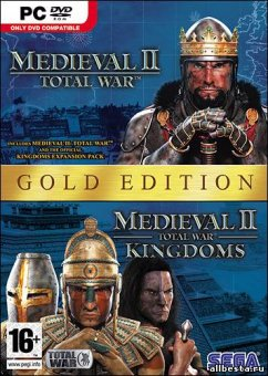 Medieval 2: Total War Gold (2009) PC | RePack от R.G. ILITA