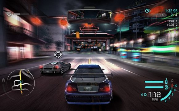 Need For Speed Carbon Торрент