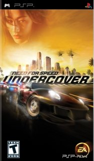 Need for Speed Undercover (PSP/ISO/FULL/RUS/Patched)