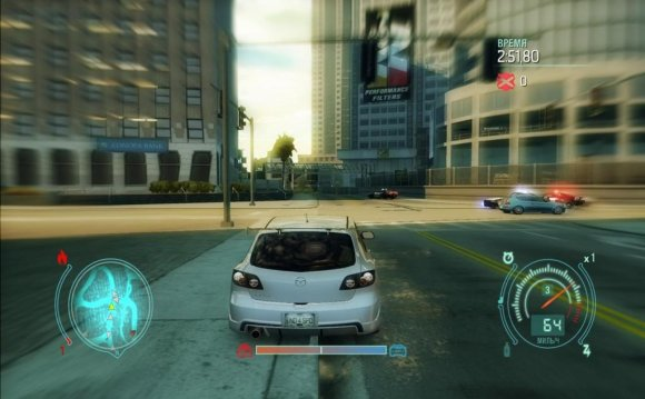 Need For Speed Undercover Торрент