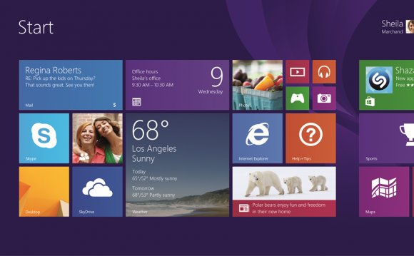 Торрент Windows 8.1