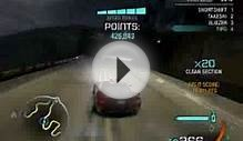 Need For Speed Carbon дрифт
