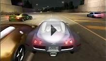Need For Speed Underground 2 Car mod Bugatti Veyron